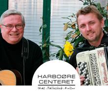 Billet<br>04.04.2020<br>Frokostkoncert med Peter Vesth & Kristian Rusbjerg inkl. frokostbuffet