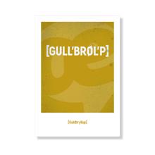 Guldbryllup [Gull'brøl'p]