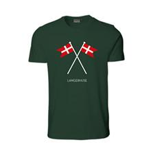 Langerhuse Redningsstation - T-Shirt
