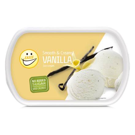 EASIS Vanilla Ice Cream