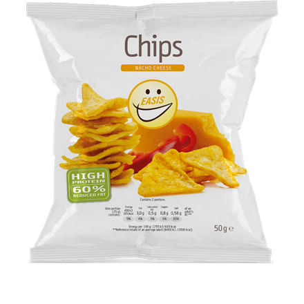 EASIS Nacho Cheese Crisps