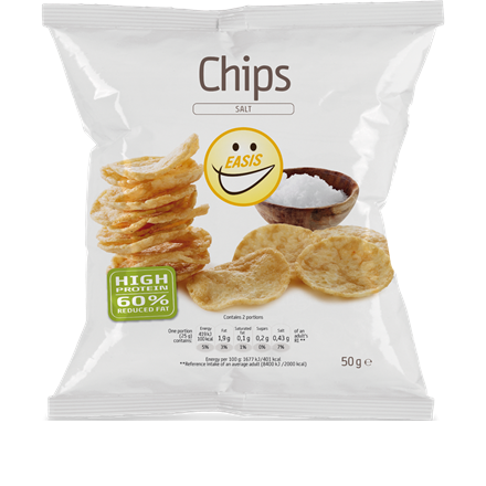 EASIS Chips Salt