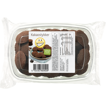 EASIS Cocoa Biscuits