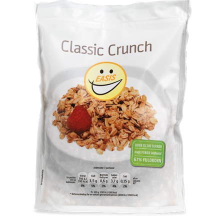 EASIS Classic Crunch 350g
