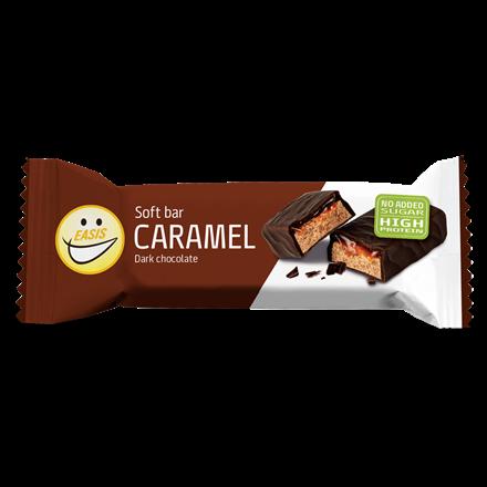 EASIS Free Soft bar Karamel og mørk chokolade 24 stk.