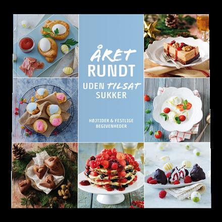 EASIS bog - Året rundt uden tilsat sukker