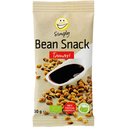 EASIS Simply Bean Snack Tamari 30g