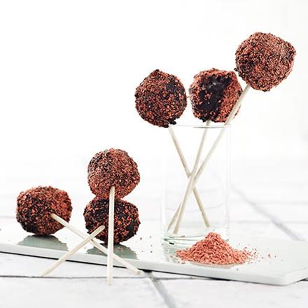 Choko popcakes