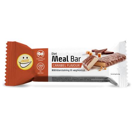 EASIS Diet Meal bar, Karamel 65g