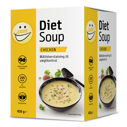 EASIS Diet Soup, Chicken