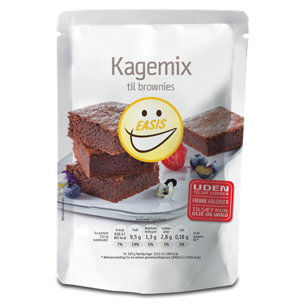 EASIS Kakemiks til brownies