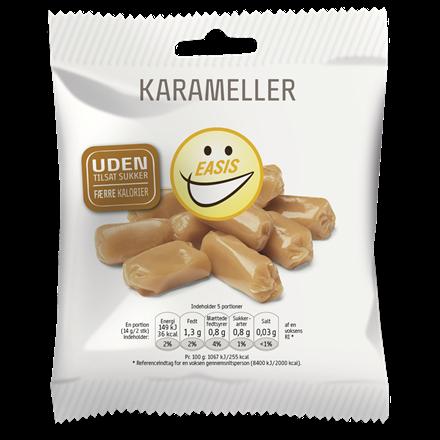 EASIS Karameller 70 g