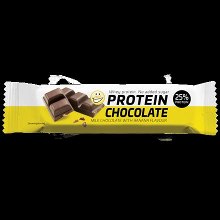 EASIS Protein chokolade med banansmag