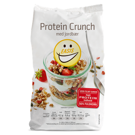 EASIS Protein Crunch