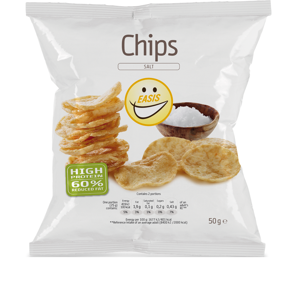 EASIS Crisps Salt