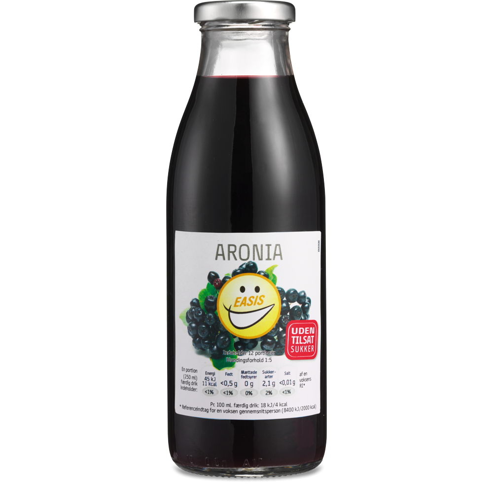 EASIS Aronia Beverage 500 ml.