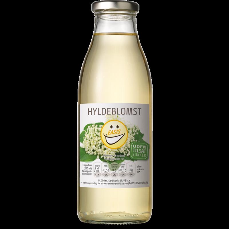 EASIS Hyldeblomst Drik 500 ml.