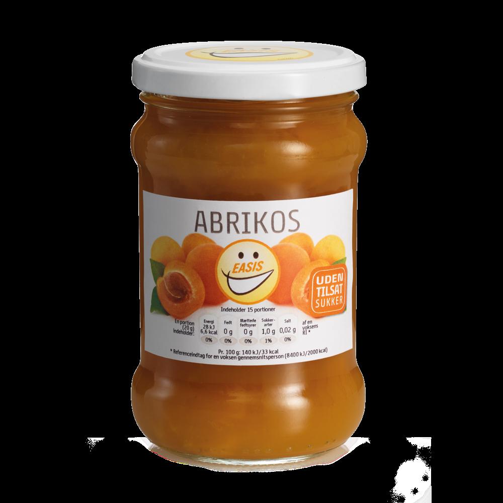 EASIS Aprikossyltetøy
