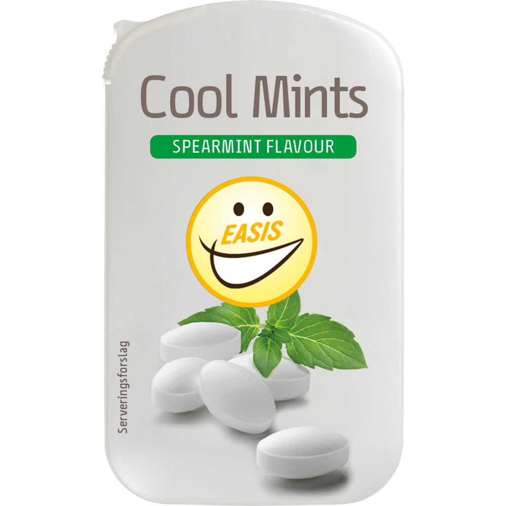 EASIS Cool Mints Spearmint