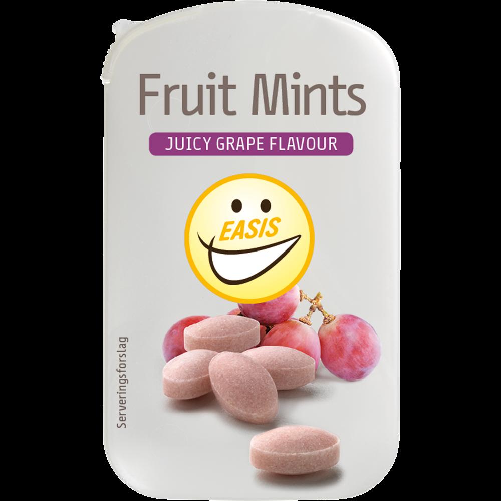 *EASIS mints, juicy grape
