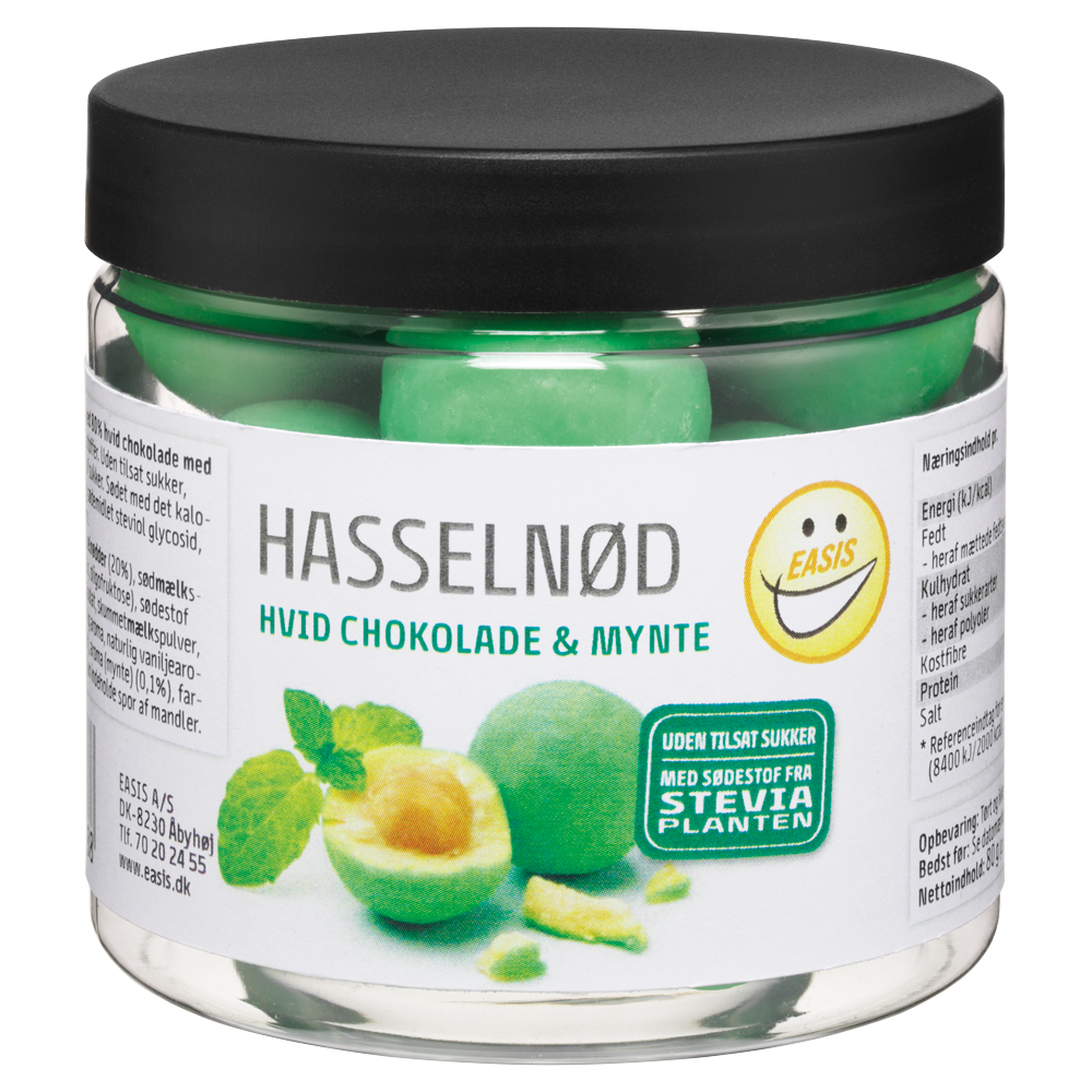 EASIS Haselnut with mint