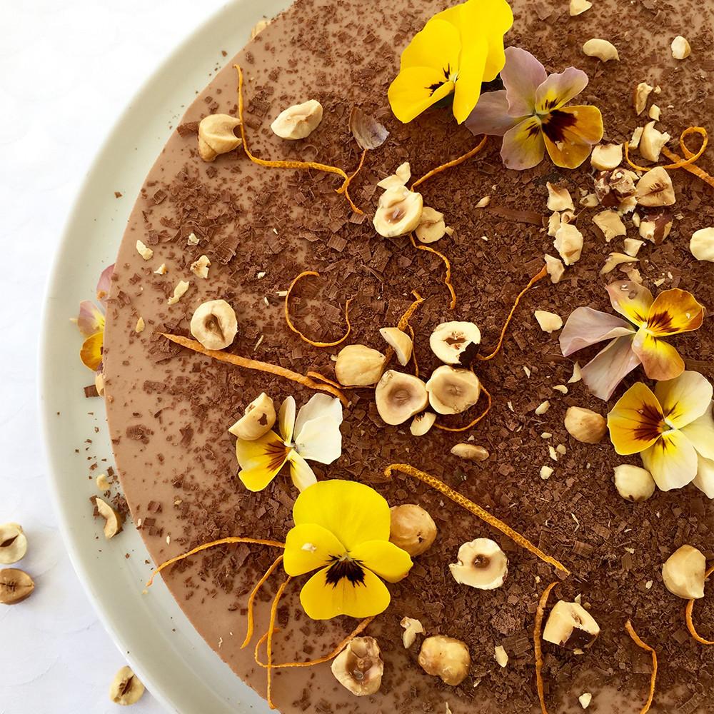 Cheese cake af Annemette Voss