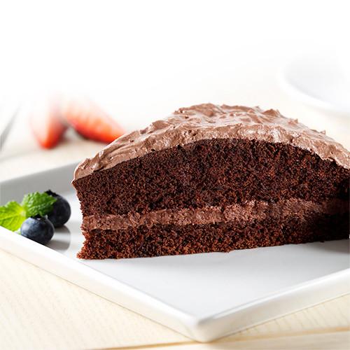 Dobbel sjokoladekake