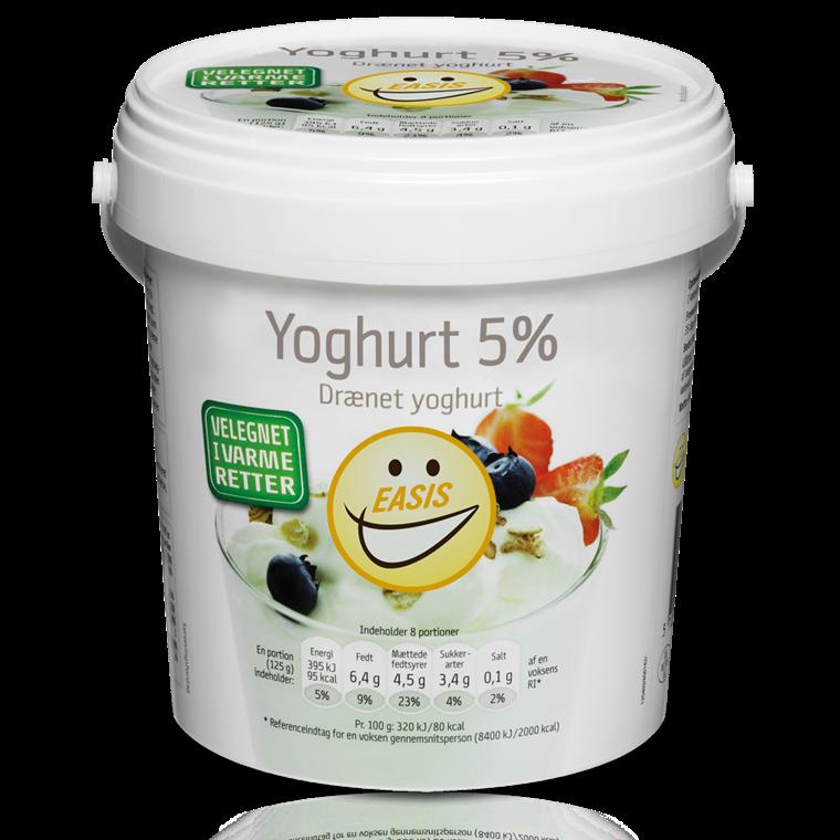 EASIS Yoghurt 5%