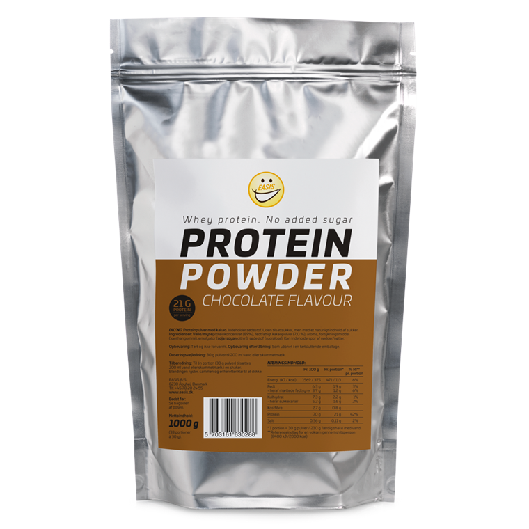 EASIS Protein Powder, Chocolate 1 kg