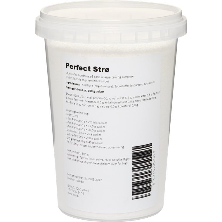 EASIS Perfect Strø 500g.
