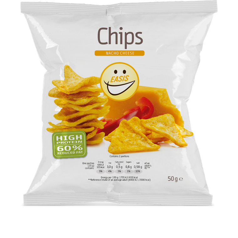 EASIS Nacho Cheese Crisps