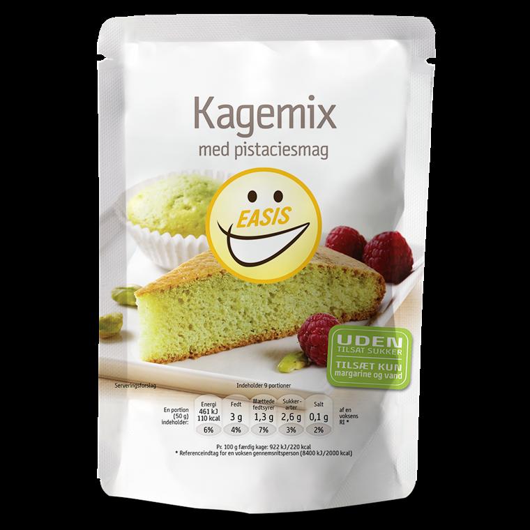 EASIS Kagemix med pistaciesmag