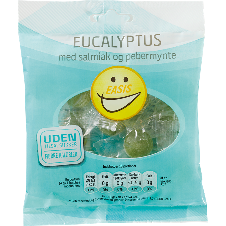 EASIS Eukalyptusdrops