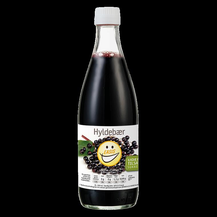 EASIS Hyldebær Drik 500 ml.