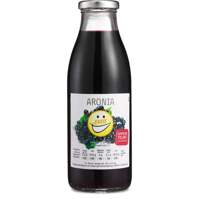 EASIS Aronia-drikk 500 ml
