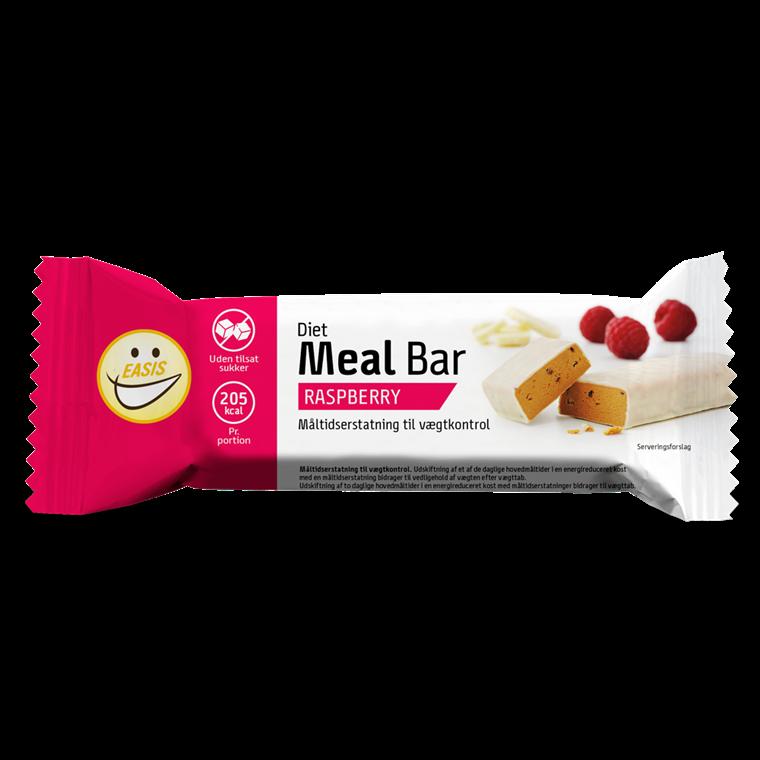 EASIS Diet Meal bar, brringebær