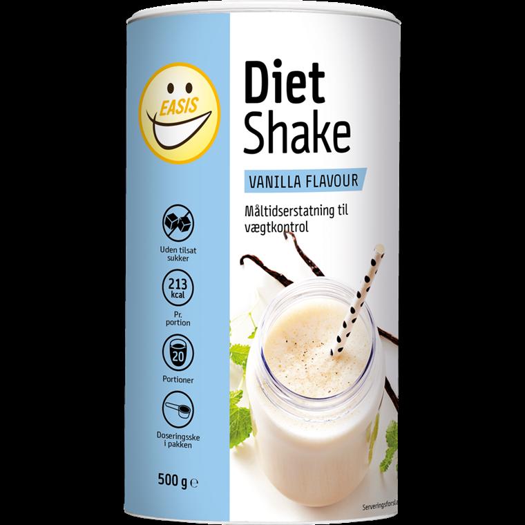 EASIS Diet Shake med vaniljesmak
