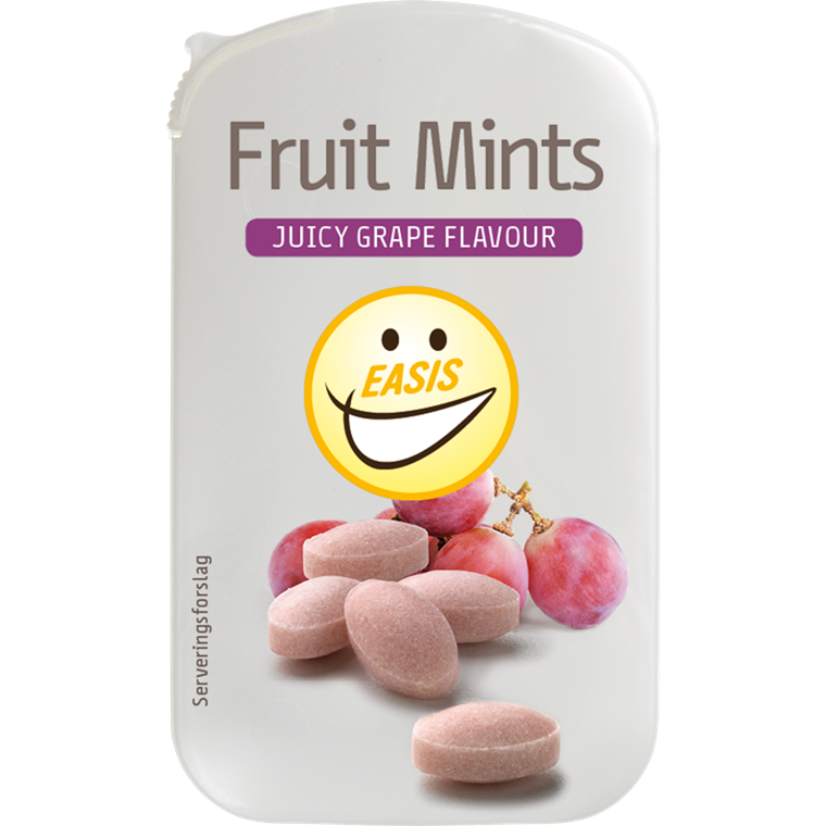 *EASIS mints, juicy grape