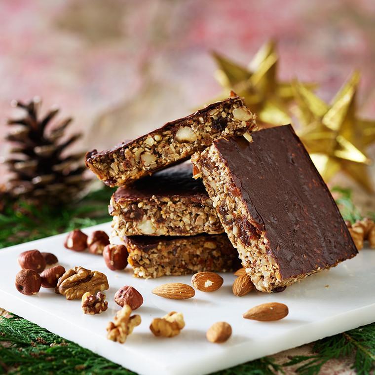 Chokolade/-kokoskage