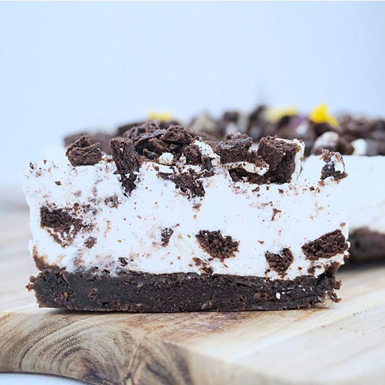 Cheesecake m. kakaokiks
