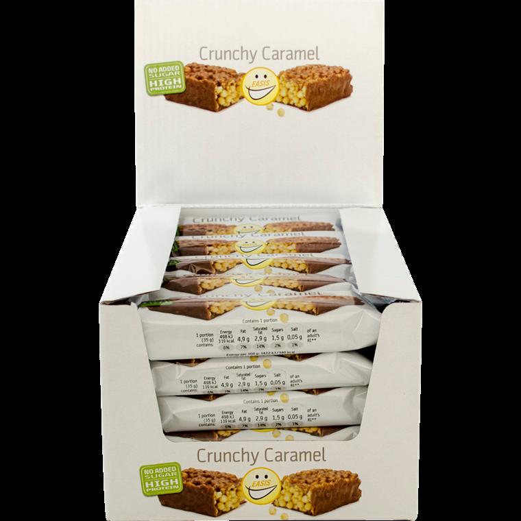 EASIS Protein bar caramel flavour