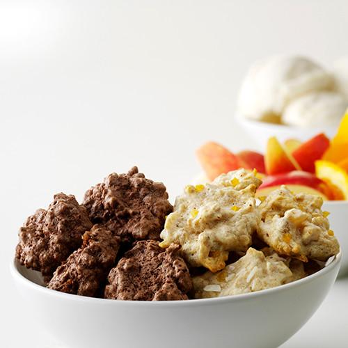 Hygge Godter med abrikos og kokos