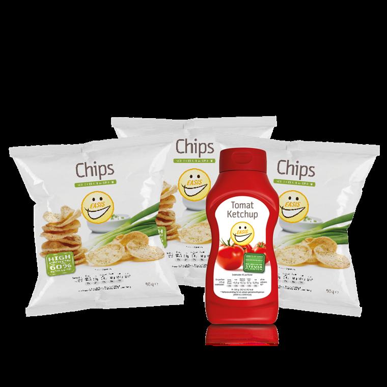 Sampak - Sour Cream & Ketchup