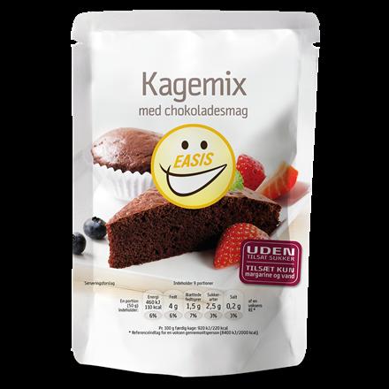 EASIS Kagemix med chokoladesmag