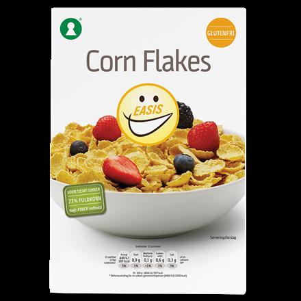 EASIS glutenfri Corn flakes