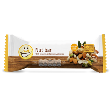 EASIS Nut bar 20 stk
