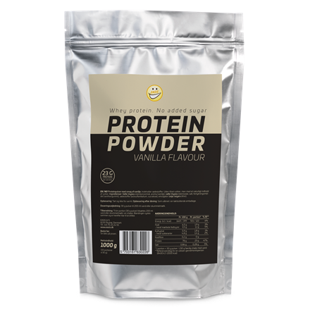 EASIS Protein Powder, Vanilla 1 kg