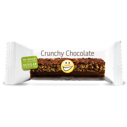 EASIS Crunchy Chocolate 20 stk.