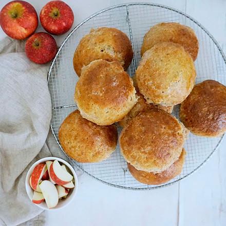 Grove æbleboller
