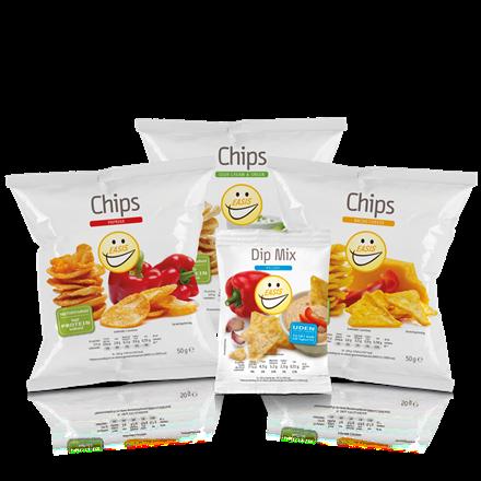 Bundle - Crisps and Dip Mix